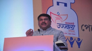 23 lakhs connections issued so far under PMUY