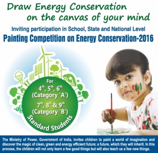 Painting Competition on Energy Conservation