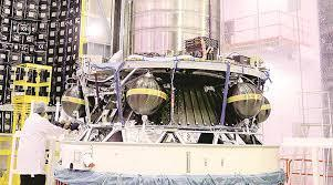 One of the satellites that powers ISRO's NavIC system